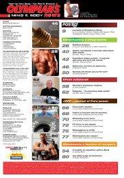 pagina prodotto - Olympian's News