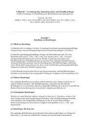 5. BImSchV - Verordnung über Immissionsschutz- und ...