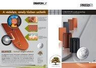 Lenti termékek image Prospektus - Creaton AG