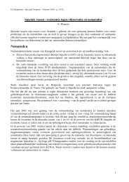 Nematoden - Koninklijk Belgisch Instituut tot Verbetering van de Biet