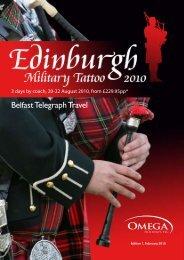 download brochure - Belfast Telegraph Travel Reader Offers