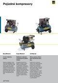 Výroba stlačeného vzduchu Kompresory - Page 2