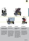 Výroba stlačeného vzduchu Kompresory - Page 3
