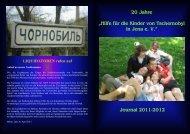 LIQUIDATOREN rufen auf - Hilfe für die Kinder von Tschernobyl in ...