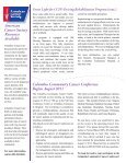 OFFICE CALL Summer 2011 Vol. 1, Issue 2 (PDF) - Columbus ... - Page 2