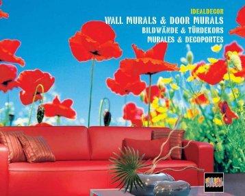 WALL MURALS & DOOR MURALS