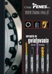 katalog gwintowniki pl_eng.indd - Cantoni Group