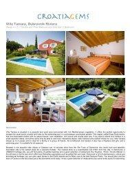 Villa Tamara, Dubrovnik Riviera - Croatia Gems