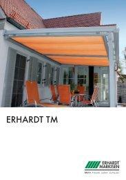 Erhardt TM Prospekt.pdf - Markisen-steinhuebel.de