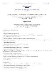 caisse regionale de credit agricole mutuel sud rhone alpes