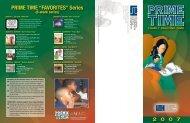 "PRIME TIME ""FAVORITES"" Series - Kentucky Humanities Council"