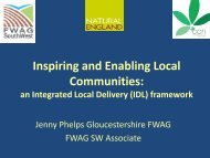 Integrated Local Delivery - The Macaulay Land Use Research Institute