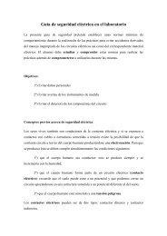 Documento de normativa de seguridad del Laboratorio del DIEEC