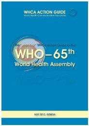 Here - World Health Communication Associates