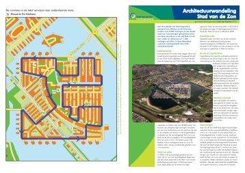 Architectuurwandeling - Gemeente Heerhugowaard