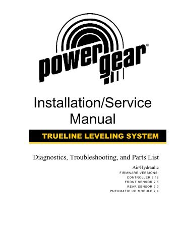 Installation and service manual dual planetary power gear installationservice manual power gear publicscrutiny Choice Image