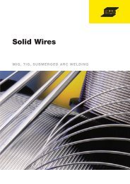 104673 ESAB Solid Wires Broch.qxd