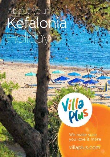 Download Kefalonia resort guide(pdf) - Villa Plus