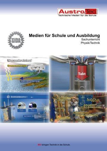 Flyer herunterladen - Austro-Tec GmbH
