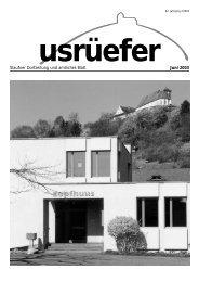 2. Ausgabe Juni [PDF, 940 KB] - Staufen