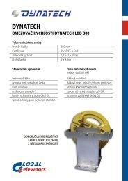LBD 300 cz - GLOBAL elevators sro