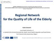 HELPS Housing and Home-care for the Elderly ... - Q-AGEING project