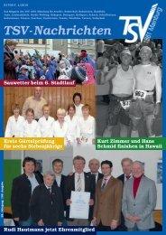 TSV - Nachrichten - Startseite