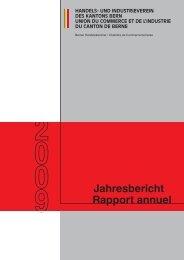 Jahresbericht Rapport annuel - Handels- und Industrieverein des ...