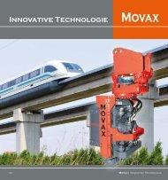 Innovative Technologie - Movax