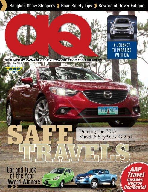 Volume 4 Issue 2 - Automobile Association Philippines