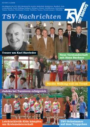 TSV-Nachrichten 3/2006
