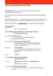 RLS Workshop Programm extern