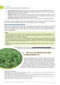 Begeleidende maatregelen bij een te hoog nitraatresidu - Vlaamse ... - Page 6