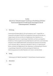 28. BImSchV mit Gesetzesbegründung