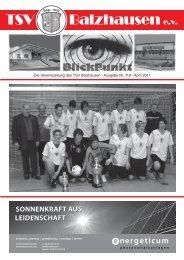 Ausgabe 119 - TSV Balzhausen