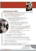 Ausstellerunterlagen 22. - 23. Januar 2009 - Mobile Zeitgeist - Page 4