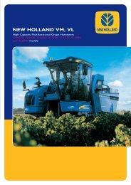 NEW HOLLAND VM, VL - Euromachines