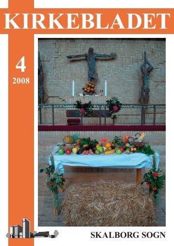 Kirkeblad-2008-4.pdf - Skalborg Kirke