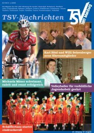 TSV-Nachrichten 1/2005