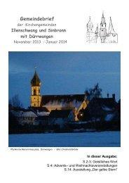 November - kirchengemeinde-illenschwang.de