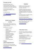 Nilsiän osasto tiedottaa 3/2012 Nilsiän osasto tiedottaa 3 ... - RedNet - Page 4