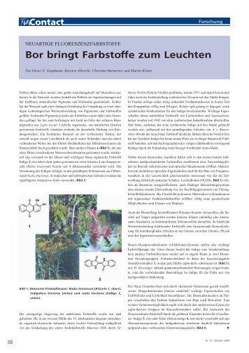 Farbstoffe - kst-chemie.ch