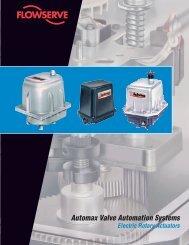 Automax electric actuators - Tri-State Technical Sales Corp.