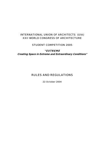 Competition [.pdf, 150kb] - uha