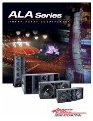 ALA Brochure - Apogee Sound