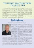 Samleskinnen - Rogaland Elektromontørforening - Page 6