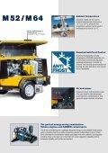 Portable Compressors MOBILAIR M 52 / M 64 - KAESER home - Page 3