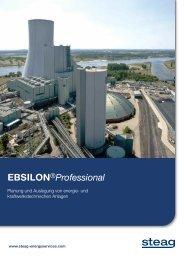 EBSILON®Professional - STEAG
