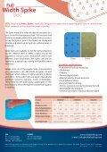 Full Width Spike Belt - Volta Belting Technology - Page 2