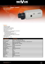 Day/Night Classic Camera NVC-BDN5402C-3